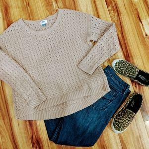 Old Navy Light Sweater
